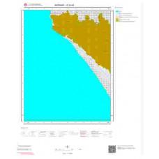 K30b3 Paftası 1/25.000 Ölçekli Vektör Jeoloji Haritası