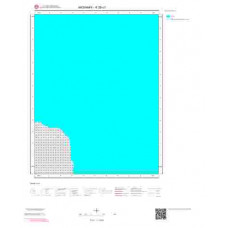 K30c1 Paftası 1/25.000 Ölçekli Vektör Jeoloji Haritası