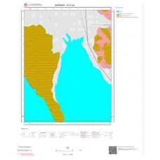 K 31-a4 Paftası 1/25.000 ölçekli Jeoloji Haritası
