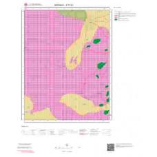 K 31-b1 Paftası 1/25.000 ölçekli Jeoloji Haritası
