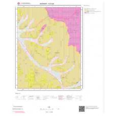 K 31-b4 Paftası 1/25.000 ölçekli Jeoloji Haritası