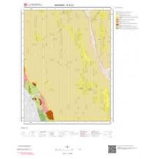 K 31-c1 Paftası 1/25.000 ölçekli Jeoloji Haritası