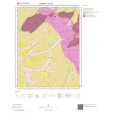 K 31-c2 Paftası 1/25.000 ölçekli Jeoloji Haritası