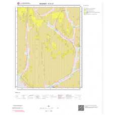 K 31-c3 Paftası 1/25.000 ölçekli Jeoloji Haritası