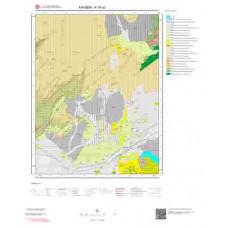 K 35-a2 Paftası 1/25.000 ölçekli Jeoloji Haritası