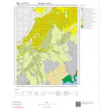 K 35-a3 Paftası 1/25.000 ölçekli Jeoloji Haritası
