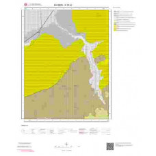 K35b2 Paftası 1/25.000 Ölçekli Vektör Jeoloji Haritası