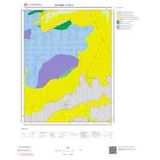 K35c2 Paftası 1/25.000 Ölçekli Vektör Jeoloji Haritası
