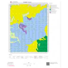K35c3 Paftası 1/25.000 Ölçekli Vektör Jeoloji Haritası