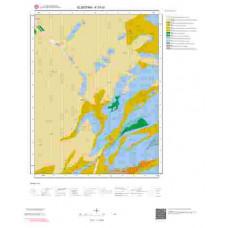 K 37-d1 Paftası 1/25.000 ölçekli Jeoloji Haritası