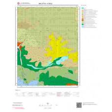 K39b2 Paftası 1/25.000 Ölçekli Vektör Jeoloji Haritası