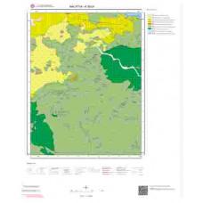 K39b4 Paftası 1/25.000 Ölçekli Vektör Jeoloji Haritası