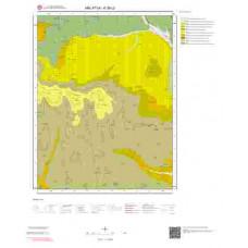 K39c2 Paftası 1/25.000 Ölçekli Vektör Jeoloji Haritası