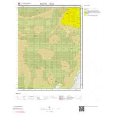 K40a2 Paftası 1/25.000 Ölçekli Vektör Jeoloji Haritası