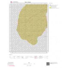 K48a2 Paftası 1/25.000 Ölçekli Vektör Jeoloji Haritası