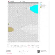 K48a3 Paftası 1/25.000 Ölçekli Vektör Jeoloji Haritası