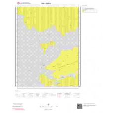 K48b2 Paftası 1/25.000 Ölçekli Vektör Jeoloji Haritası