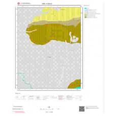 K48b3 Paftası 1/25.000 Ölçekli Vektör Jeoloji Haritası