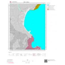 K48c2 Paftası 1/25.000 Ölçekli Vektör Jeoloji Haritası