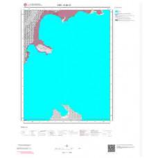 K48c3 Paftası 1/25.000 Ölçekli Vektör Jeoloji Haritası