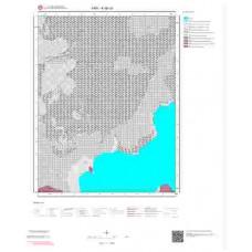 K48c4 Paftası 1/25.000 Ölçekli Vektör Jeoloji Haritası