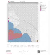 K48d4 Paftası 1/25.000 Ölçekli Vektör Jeoloji Haritası