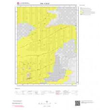 K49a1 Paftası 1/25.000 Ölçekli Vektör Jeoloji Haritası