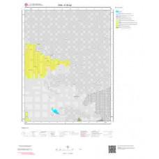 K49a2 Paftası 1/25.000 Ölçekli Vektör Jeoloji Haritası