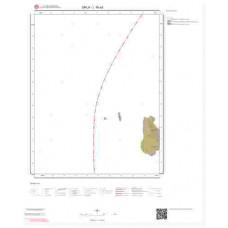 L16a3 Paftası 1/25.000 Ölçekli Vektör Jeoloji Haritası