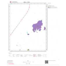 L16b1 Paftası 1/25.000 Ölçekli Vektör Jeoloji Haritası