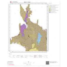 L16b4 Paftası 1/25.000 Ölçekli Vektör Jeoloji Haritası