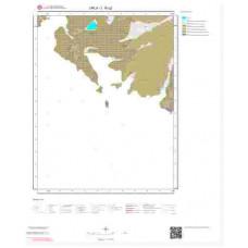 L16c2 Paftası 1/25.000 Ölçekli Vektör Jeoloji Haritası