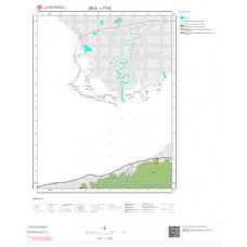 L17b2 Paftası 1/25.000 Ölçekli Vektör Jeoloji Haritası