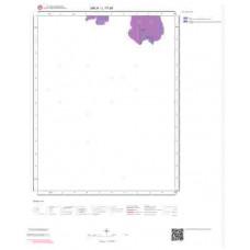 L17d4 Paftası 1/25.000 Ölçekli Vektör Jeoloji Haritası