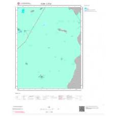 L27a1 Paftası 1/25.000 Ölçekli Vektör Jeoloji Haritası