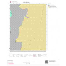 L27a2 Paftası 1/25.000 Ölçekli Vektör Jeoloji Haritası