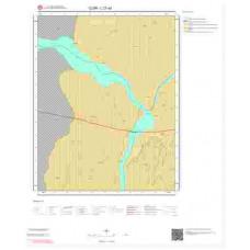 L27a3 Paftası 1/25.000 Ölçekli Vektör Jeoloji Haritası
