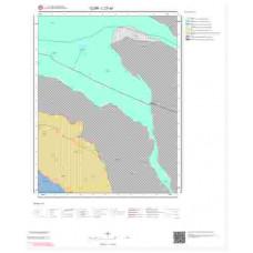 L27a4 Paftası 1/25.000 Ölçekli Vektör Jeoloji Haritası