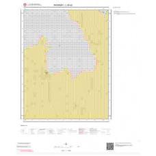 L30a2 Paftası 1/25.000 Ölçekli Vektör Jeoloji Haritası