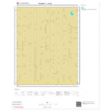 L 30-a3 Paftası 1/25.000 ölçekli Jeoloji Haritası