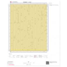 L30a4 Paftası 1/25.000 Ölçekli Vektör Jeoloji Haritası