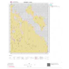 L30b1 Paftası 1/25.000 Ölçekli Vektör Jeoloji Haritası