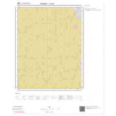 L30b4 Paftası 1/25.000 Ölçekli Vektör Jeoloji Haritası