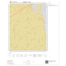 L30c2 Paftası 1/25.000 Ölçekli Vektör Jeoloji Haritası