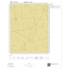 L30c4 Paftası 1/25.000 Ölçekli Vektör Jeoloji Haritası