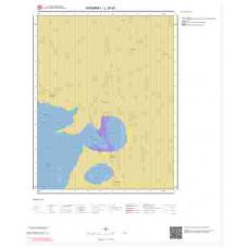 L30d1 Paftası 1/25.000 Ölçekli Vektör Jeoloji Haritası