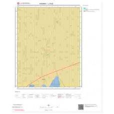 L30d2 Paftası 1/25.000 Ölçekli Vektör Jeoloji Haritası