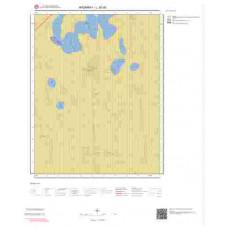 L30d3 Paftası 1/25.000 Ölçekli Vektör Jeoloji Haritası
