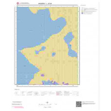 L30d4 Paftası 1/25.000 Ölçekli Vektör Jeoloji Haritası