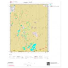 L 31-a4 Paftası 1/25.000 ölçekli Jeoloji Haritası